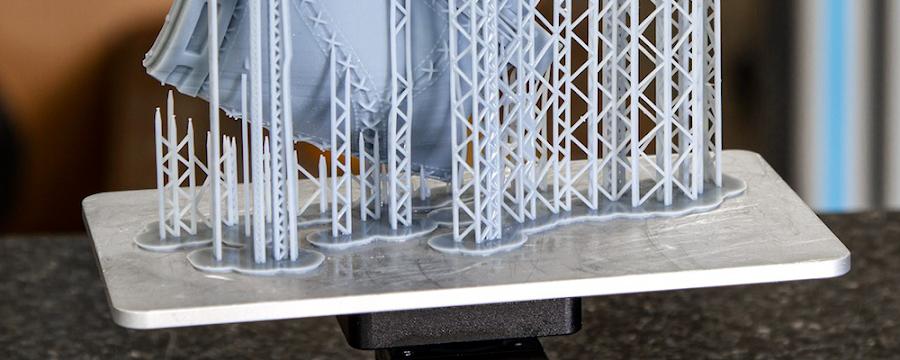 SLA Resin 3D Printing on Peopoly Phenom