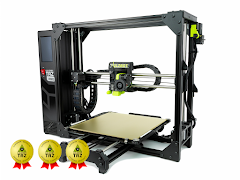 LulzBot TAZ Pro S 3D Printer with 3 Year Extended Warranty