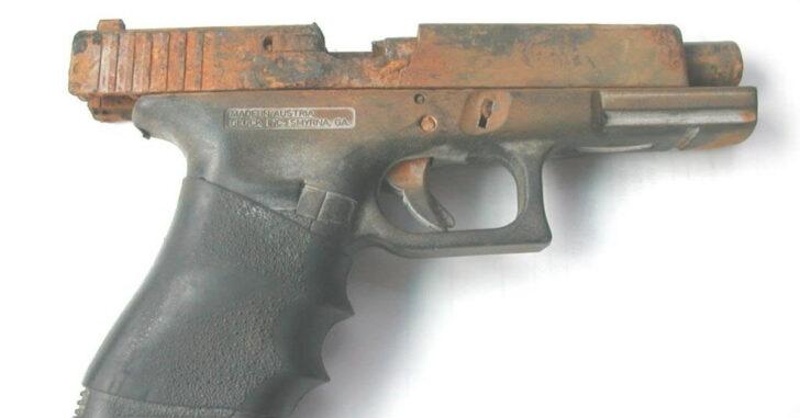 rusty glock