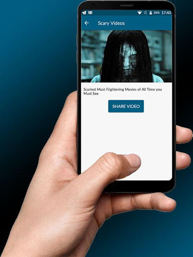 Scary Videos - Horror Urban Legends App Report on Mobile