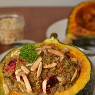 Quinoa Stuffing Stuffed Squash