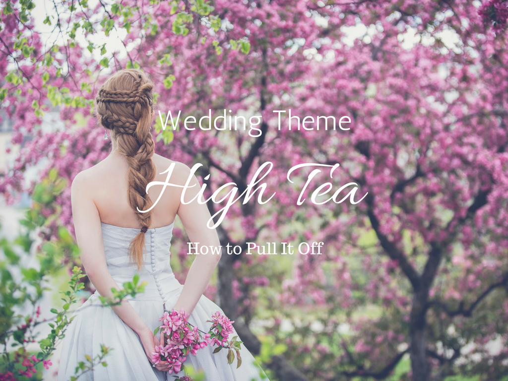 Wedding High Tea