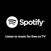 Spotify Music - for Android TV icon