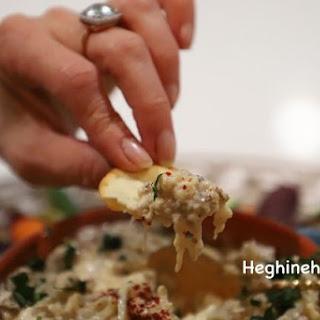 Eggplant Yogurt Dip Recipe