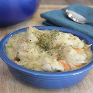 Easy Chicken And Dumplings With Cream Of Chicken Soup Recipes.
