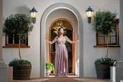 Photographer Richard Oosthuizen says a shoot that was especially magical was of a girl called Taahira who chose The View Boutique Hotel as her shoot venue.