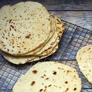 The Best Flour Tortilla