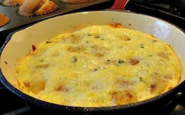 Sunday Brunch Omelet Recipe
