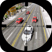 Traffic Sniper Shooter