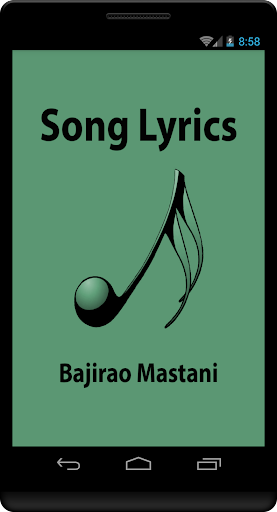Hindi Lyrics Bajirao Mastani
