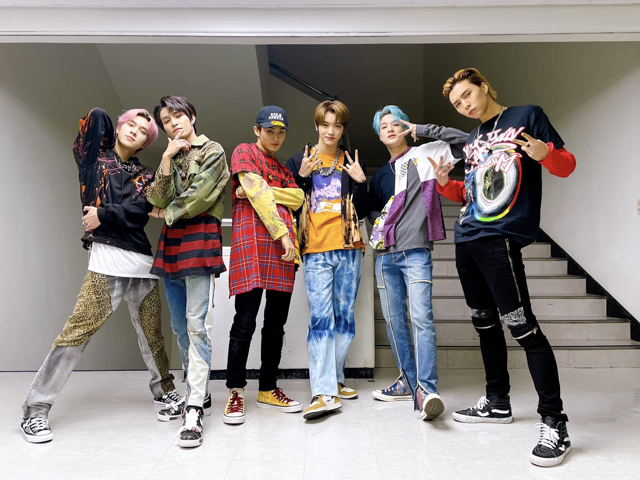 nct 2020 @NCTsmtown