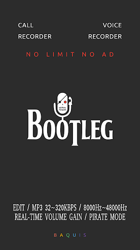 玩音樂App|Bootleg - MP3 Voice Recorder免費|APP試玩