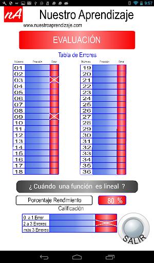 Cuando es lineal una funciu00f3n 1.0.0 screenshots 16