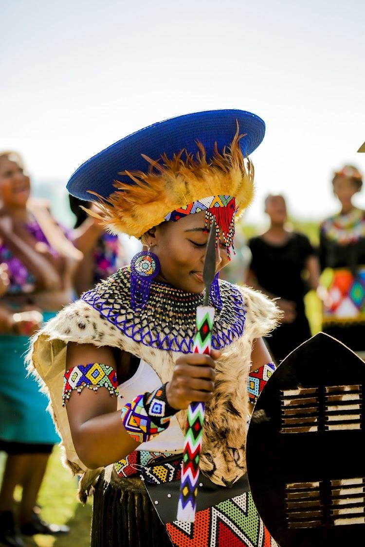 Photos  Isibayas Zulu Wedding Nails It-3401