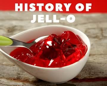 History of Jell-O