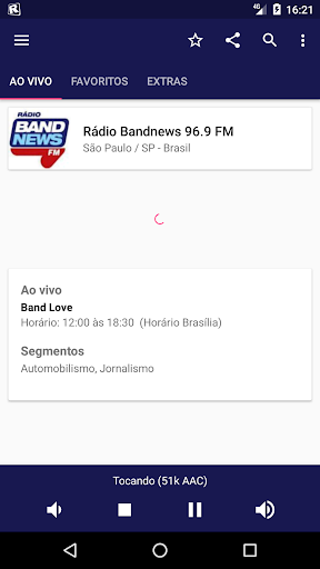 RadiosNet screenshot 6