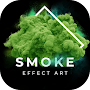 Smoke Effect - Focus N Filter, Text Art Editor APK icon