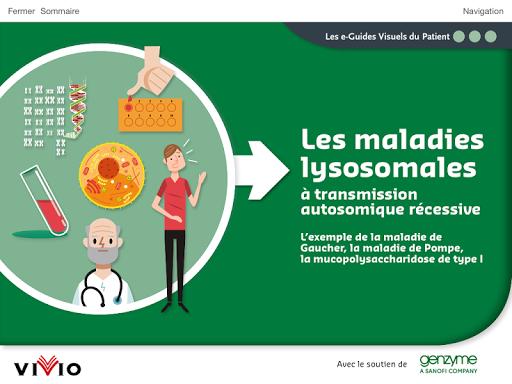 Maladies lysosomales – e-Guide