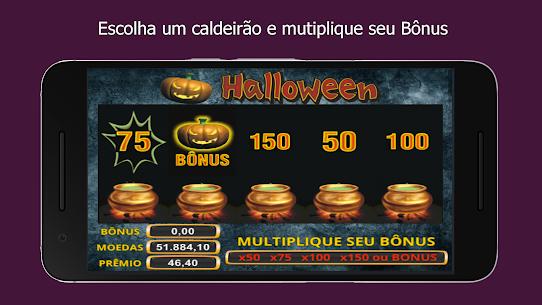 Halloween Slot Grátis  [Dinheiro Infinito] 4