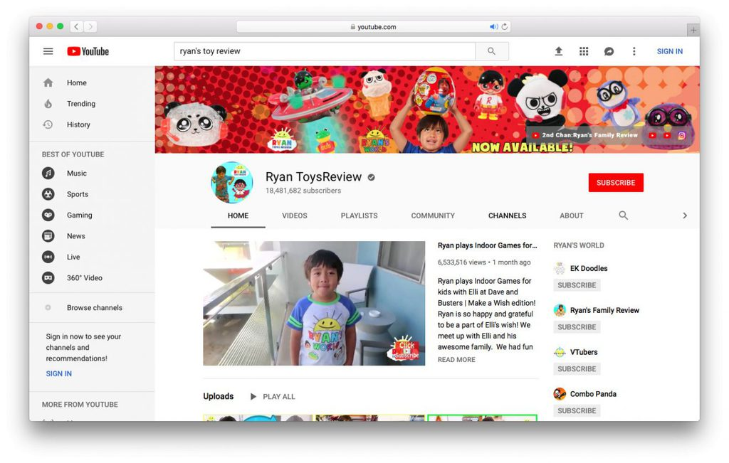 canal ryan toysreview