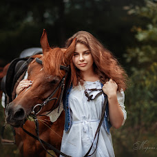 Wedding photographer Marina Kazakova (misesha). Photo of 21.07.2018