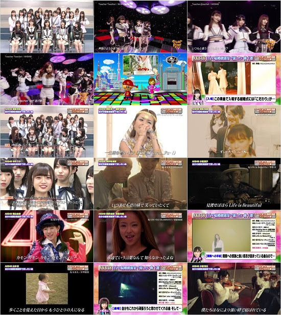 (TV-Music)(720p+1080i) AKB48 Part – CDTV 180526