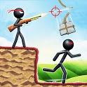 Mr Shooter Offline Game -Puzzle Adventure New Game icon