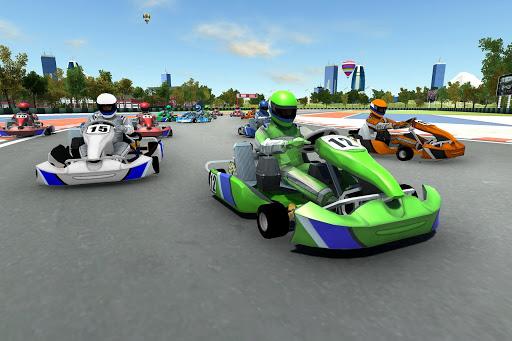 Extreme Buggy Kart Race 3D  astuce 1