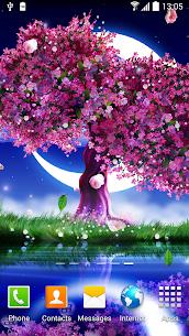 Cherry Blossom Live Wallpaper 3
