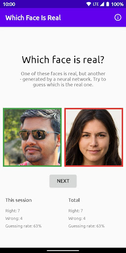 Which Face Is Real? 1.0 screenshots 2