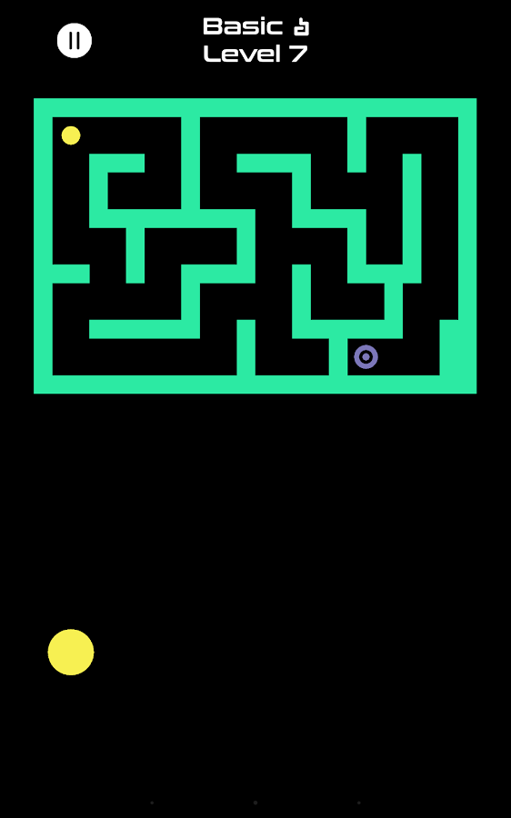 Mirror Maze- screenshot
