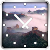 China Clock Widget