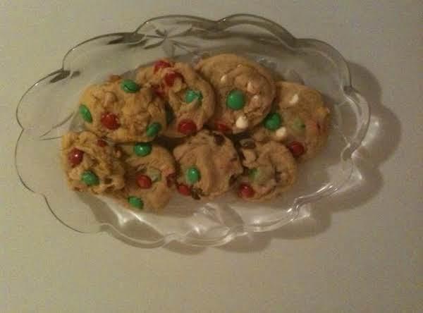 4-in-1 M&m's Cookies Recipe