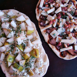 Gourmet Flatbread Pizzas Recipes.