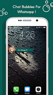 Download Whats – Bubble Chat App For Android 2