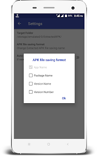 APK Extractor - Backup & Restore for PC-Windows 7,8,10 and Mac apk screenshot 8