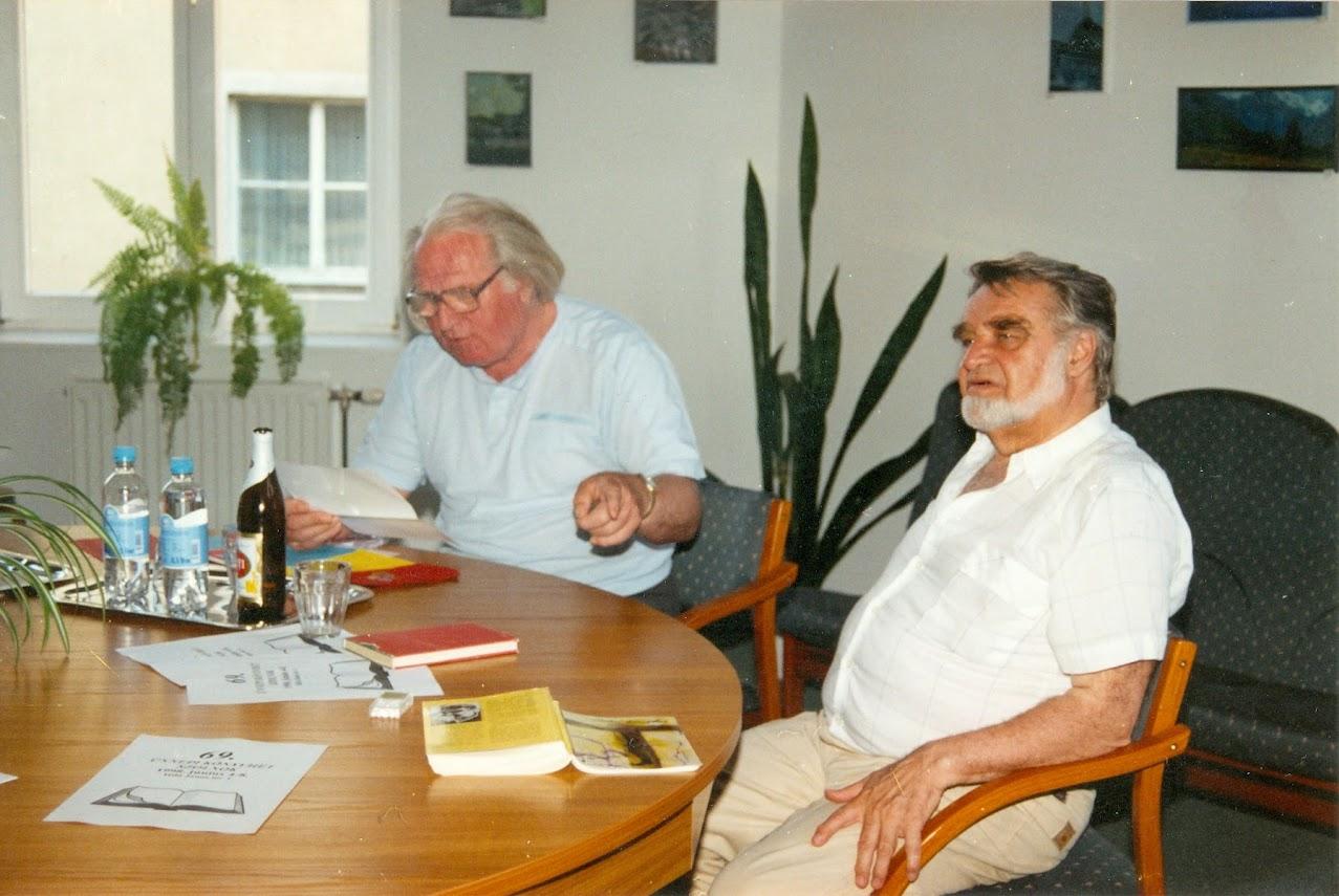 Gyurkovics Tibor 1998