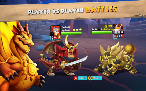 Dragon City screenshot 13