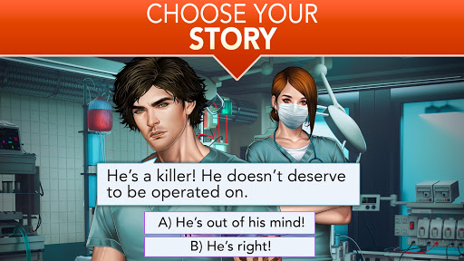 Is it Love? Blue Swan Hospital - Choose your story 1.2.183 app download 17