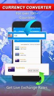 World Currency Converter Money Exchange Rate App- screenshot thumbnail
