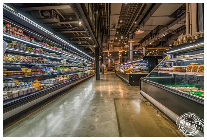 MLD Fresh 生鮮超市冷藏