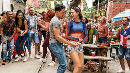 5 unforgettable dance scenes in the 'In The Heights' film
