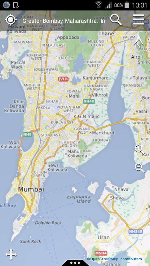 Online Maps D Android Apps On Google Play - Online world map
