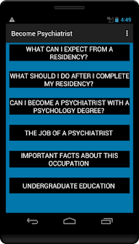 Download Become Psychiatrist APK latest version app for android devices