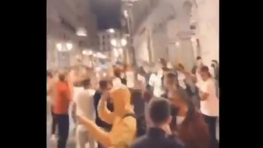 Imagen captura de un vídeo.