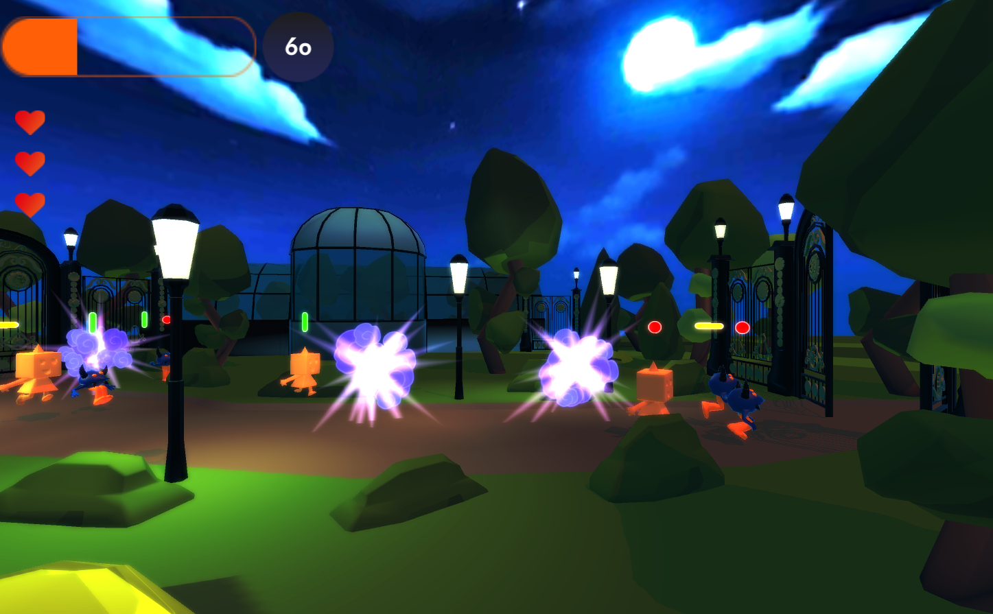 Monster Party- screenshot