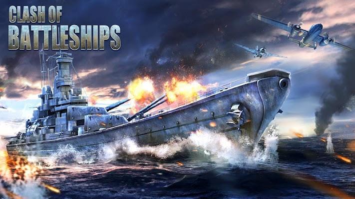 Clash of Battleships - Türkçe - screenshot