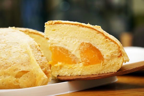 跳躍的宅男 - [花蓮市區]弘宇蛋糕-芋泥奶酪經典點口味必吃!雅嵐達諾我非常喜歡!真是用料實在又好吃的蛋糕啊!