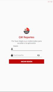 Download QW Reportes For PC Windows and Mac apk screenshot 2