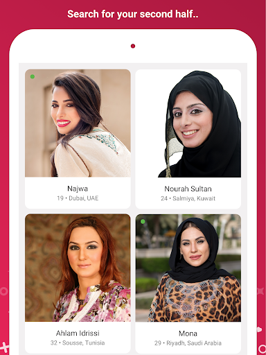 Soudfa - Meet Single Arabs Worldwide